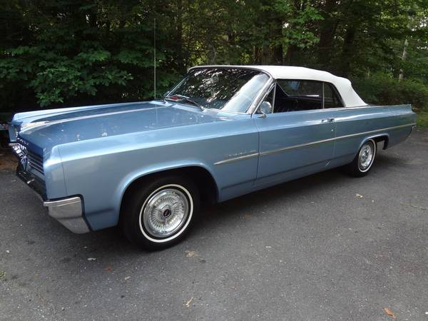 1963 Oldsmobile Dynamic 88 Convertible for sale in Oxford, NY