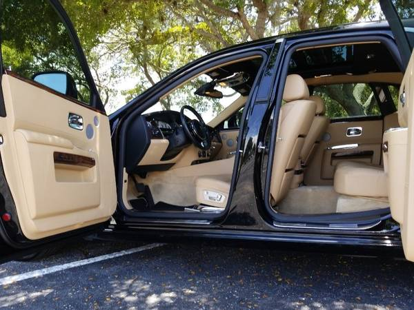 2011 Rolls-Royce Ghost BLACK/TAN! CLEAN CARFAX! MINT CONDTION!... for sale in Sarasota, FL – photo 23