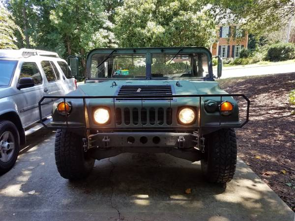 1987 HMMWV Humvee M998 Military Army Truck for sale in Kennesaw, GA – photo 4