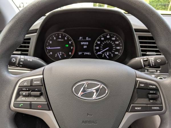 2018 Hyundai Elantra Lakeside Blue Great Deal! for sale in Naples, FL – photo 21