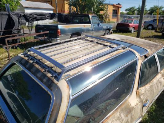 1972 OLDSMOBILE VISTA CRUISER for sale in Apopka, FL – photo 3