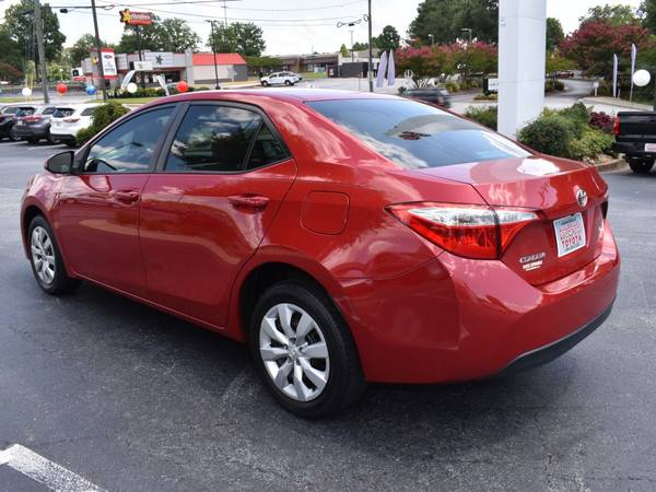 2016 Toyota Corolla LE for sale in Spartanburg, SC – photo 23