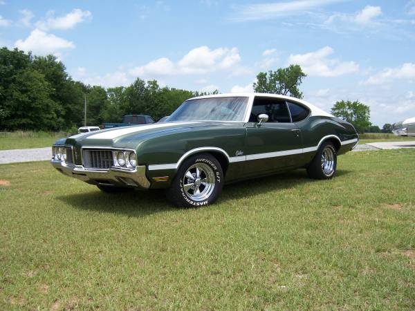 1970 Olds Cutlass for sale in Caney, IL