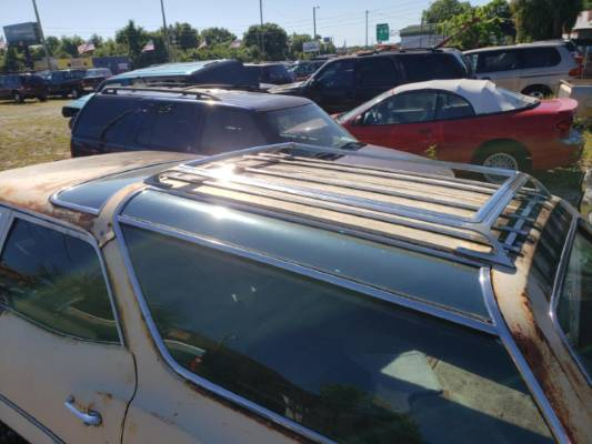1972 OLDSMOBILE VISTA CRUISER for sale in Apopka, FL – photo 2