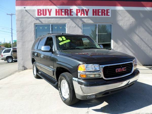 2003 GMC Yukon 2WD BUY HERE PAY HERE for sale in High Point, NC – photo 6