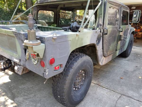 1987 HMMWV Humvee M998 Military Army Truck for sale in Kennesaw, GA – photo 5