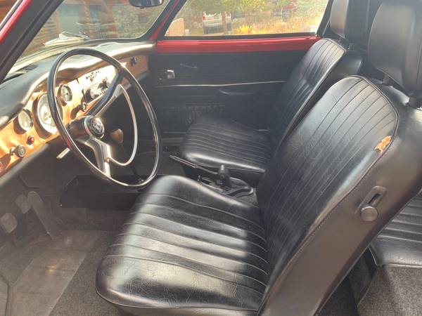 1971 VW Karmann Ghia Convertible for sale in Leadville, CO – photo 14