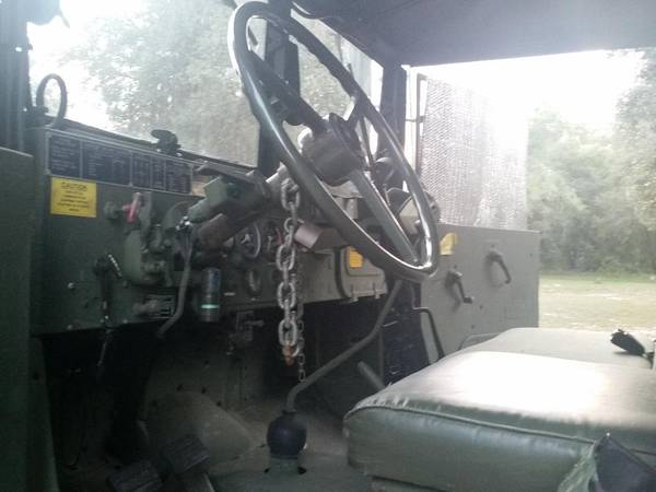 1970 AM General M35A2 for sale in Ocklawaha, FL – photo 8