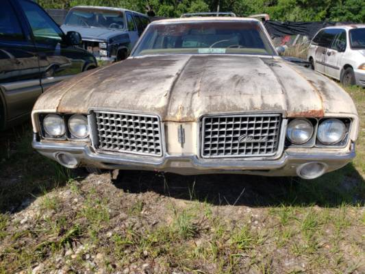 1972 OLDSMOBILE VISTA CRUISER for sale in Apopka, FL – photo 4