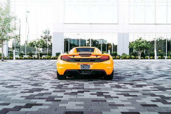 2014 Mclaren MP4-12C Spider convertible *MUST SEE* LOOK!!!! for sale in Tempe, District Of Columbia – photo 4