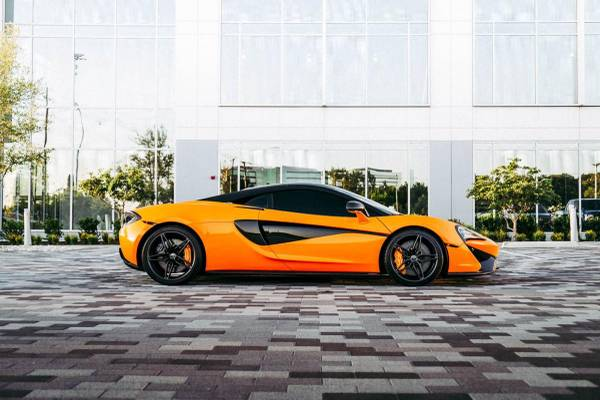 2017 Mclaren 570S 1 Owner*Carbon Fiber Pkg*Warranty*MUST SEE*LOOK! for sale in Dallas, TX – photo 6