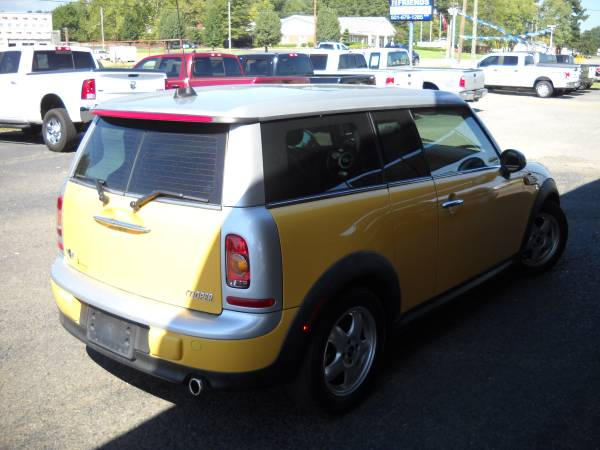 2009 Mini Cooper Clubman for sale in Greenbrier, AR – photo 4