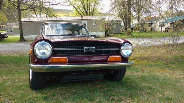 1971 Triumph TR6 for sale in Saint James, NY – photo 3