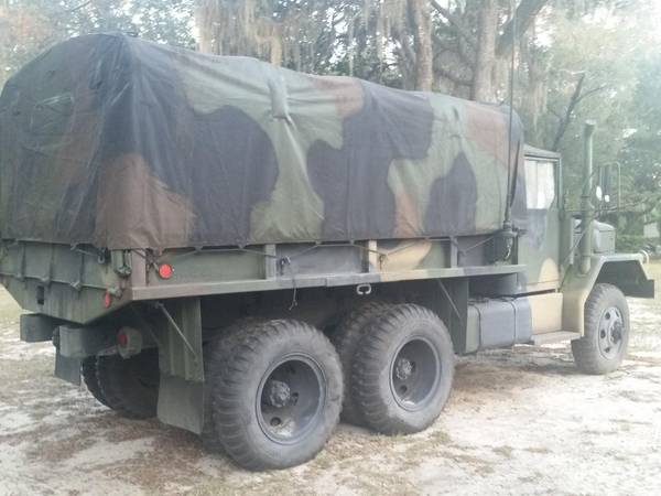 1970 AM General M35A2 for sale in Ocklawaha, FL