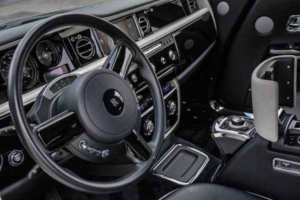 2016 Rolls-Royce Phantom Coupe coupe Diamond Black for sale in Downers Grove, IL – photo 2