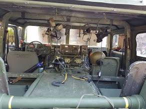 1987 HMMWV Humvee M998 Military Army Truck for sale in Kennesaw, GA – photo 10