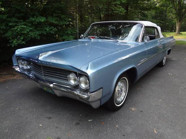 1963 Oldsmobile Dynamic 88 Convertible for sale in Oxford, NY – photo 2