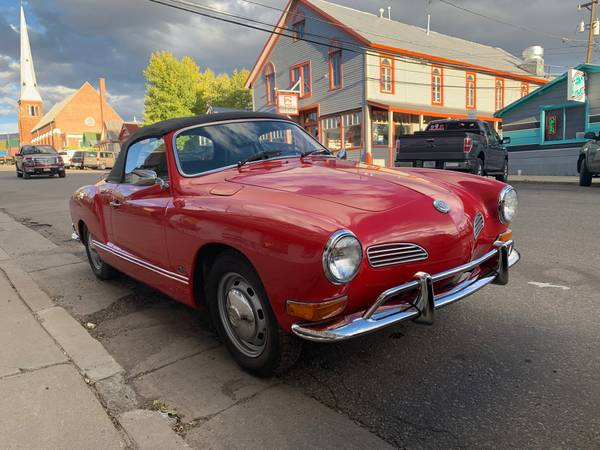 1971 VW Karmann Ghia Convertible for sale in Leadville, CO – photo 2