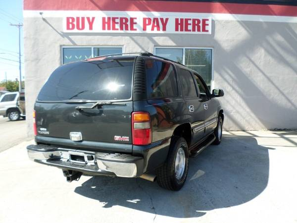 2003 GMC Yukon 2WD BUY HERE PAY HERE for sale in High Point, NC – photo 4