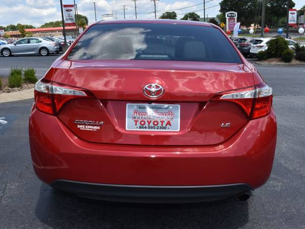 2016 Toyota Corolla LE for sale in Spartanburg, SC – photo 22