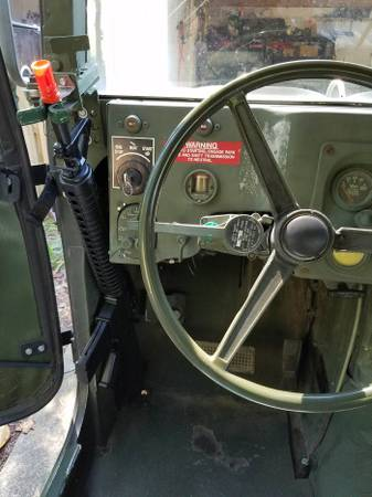 1987 HMMWV Humvee M998 Military Army Truck for sale in Kennesaw, GA – photo 18