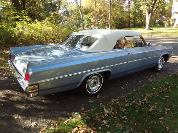 1963 Oldsmobile Dynamic 88 Convertible for sale in Oxford, NY – photo 16