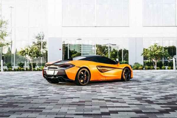 2017 Mclaren 570S 1 Owner*Carbon Fiber Pkg*Warranty*MUST SEE*LOOK! for sale in Dallas, TX – photo 5