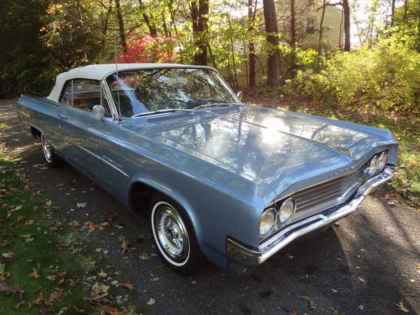 1963 Oldsmobile Dynamic 88 Convertible for sale in Oxford, NY – photo 15
