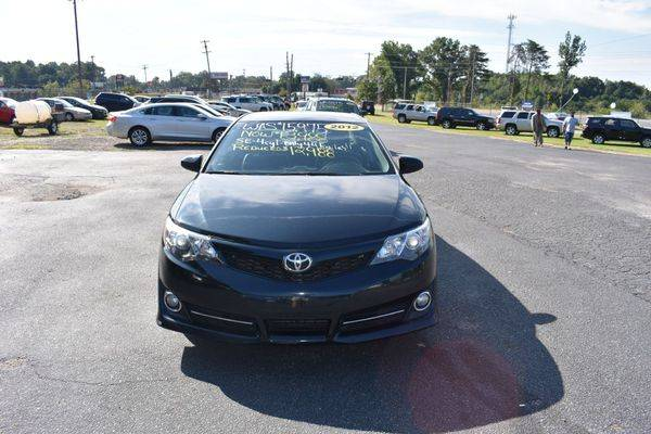 2012 TOYOTA CAMRY SE SEDAN - EZ FINANCING! FAST APPROVALS! for sale in Greenville, SC – photo 2