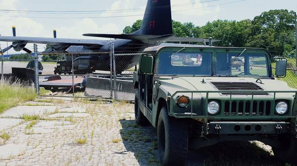 1987 HMMWV Humvee M998 Military Army Truck for sale in Kennesaw, GA – photo 3