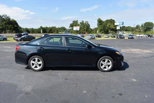2012 TOYOTA CAMRY SE SEDAN - EZ FINANCING! FAST APPROVALS! for sale in Greenville, SC – photo 3