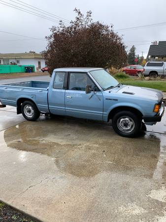 1980 Datsun 720 king cab pickup for sale in Redmond, OR – photo 2