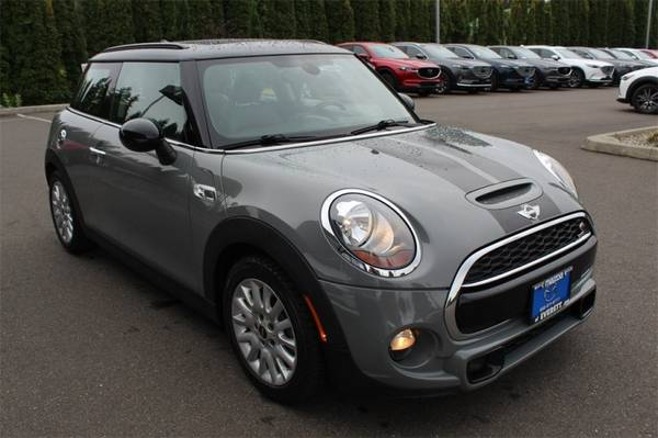 2015 MINI Cooper Hardtop 2dr HB S Call Tony Faux For Special Pricing for sale in Everett, WA – photo 3