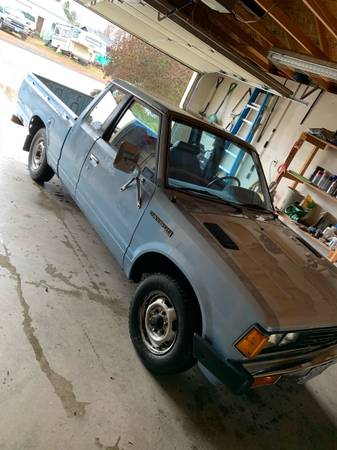 1980 Datsun 720 king cab pickup for sale in Redmond, OR – photo 3