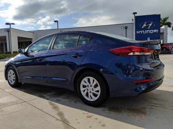 2018 Hyundai Elantra Lakeside Blue Great Deal! for sale in Naples, FL – photo 6