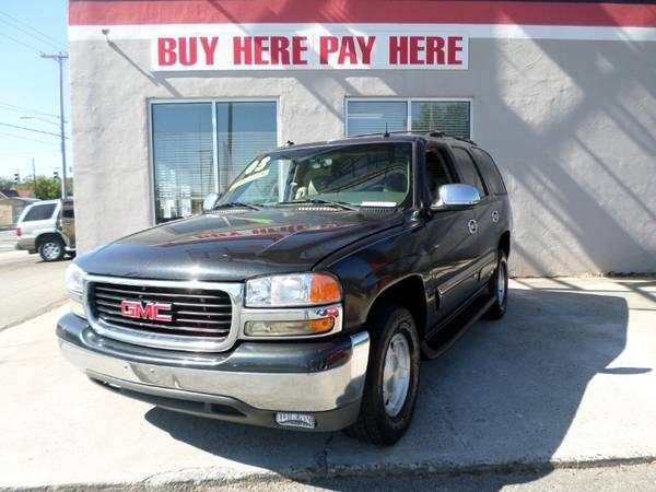 2003 GMC Yukon 2WD BUY HERE PAY HERE for sale in High Point, NC – photo 8