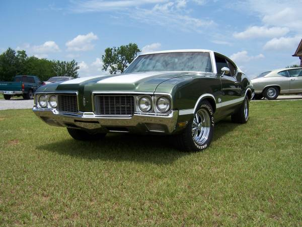 1970 Olds Cutlass for sale in Caney, IL – photo 3