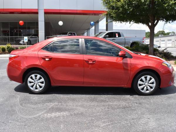 2016 Toyota Corolla LE for sale in Spartanburg, SC – photo 2