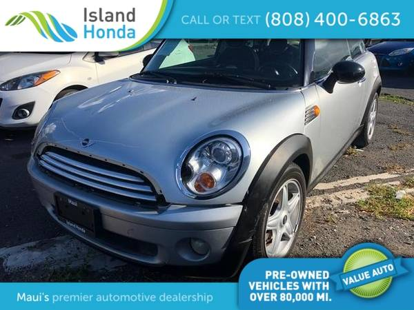 2010 Mini Hardtop 2dr Cpe for sale in Kahului, HI